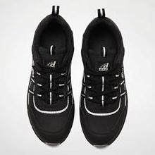 超纤+玻纤头+MD/橡胶底防砸防静电透气安全鞋