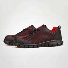 TPU/网布+发泡橡胶底防砸安全鞋
