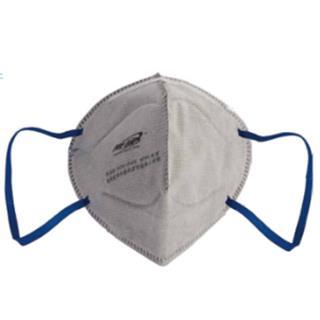 折叠式有机蒸气异味及颗粒物防护口罩