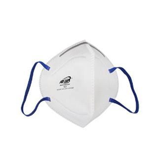 折叠式颗粒物防护口罩