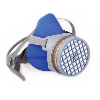 NH-619 舒适型防毒硅胶半面具+3#盒