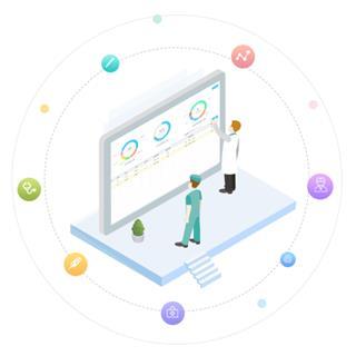 职业健康监护大数据管理平台