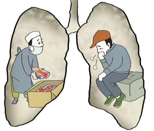 慢性危害给身体带来的可怕后果