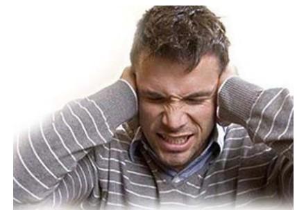 职业性噪声聋